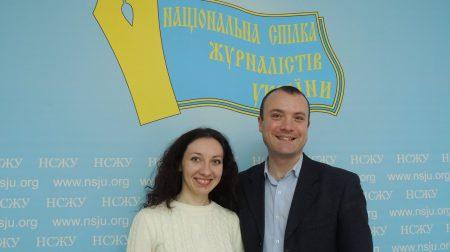 Віталій та Юлія Голубєви