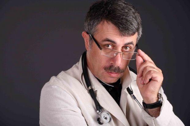 лікар Комаровський