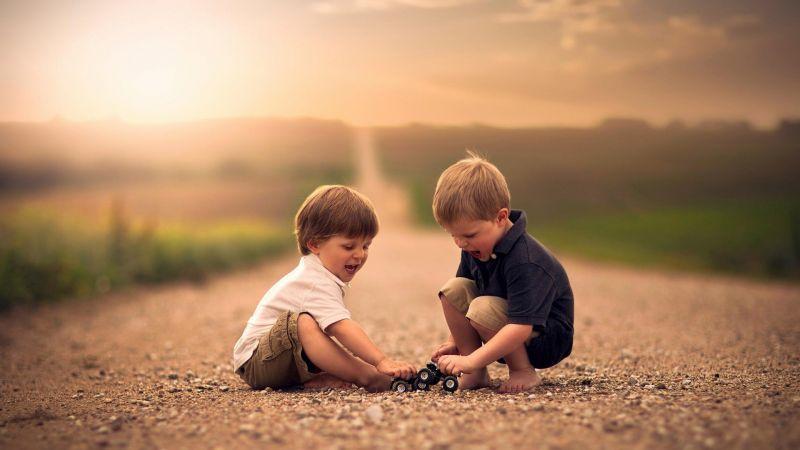 Діти на дорозі