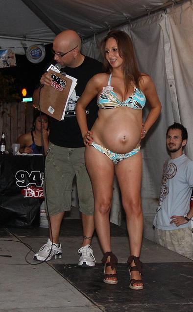 Конкурс краси для вагітних