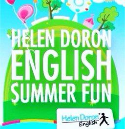 Англомовний табір у школі англійської мови Хелен Дорон