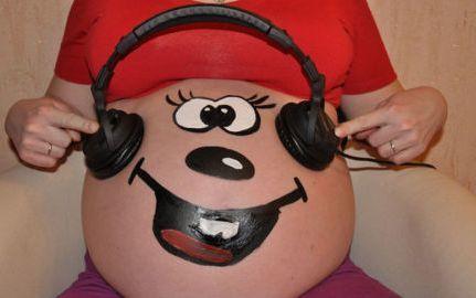 Музика для вагітних