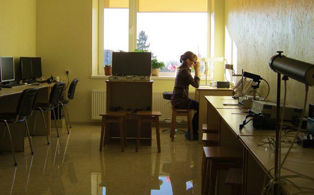 Дитячий офтальмологічний центр Мержиєвської Н. П.