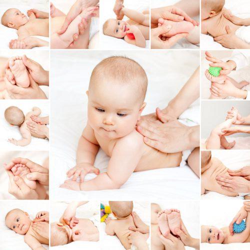 Дитячий масаж Рівне