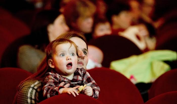 кіносеанси для немовлят