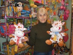 Ксюша, дитячий магазин