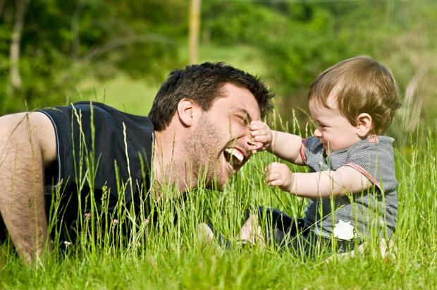Поради зайнятим татусям