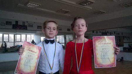 Юні танцівники
