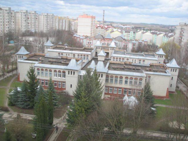 Дошкільний навчальний заклад № 51 «Горобинка»