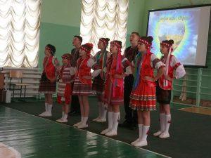 Тучинська школа -інтернат
