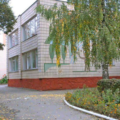 Дошкільний навчальний заклад ясла-садок компенсуючого типу (санаторний для дітей з неспецифічними захворюваннями органів дихання) №40
