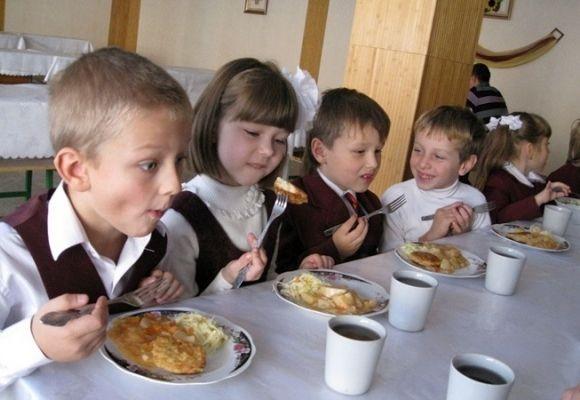 харчування у школах