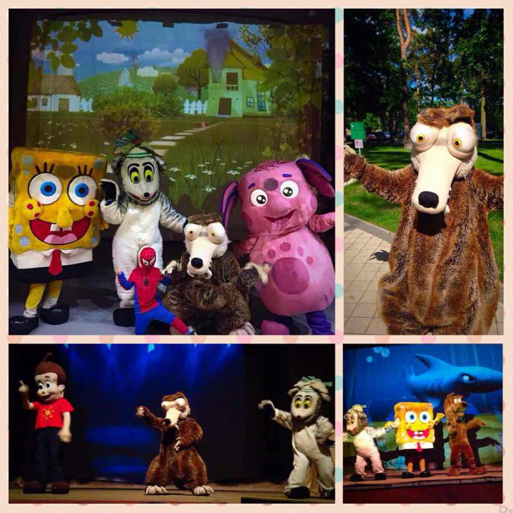 Театр ростових ляльок