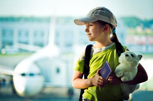 Перелік документів для поїздки за кордон дитини
