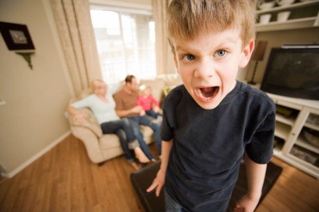 Сварки між батьками