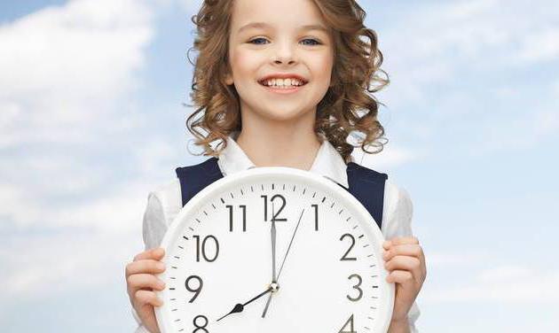Вчимо годинник