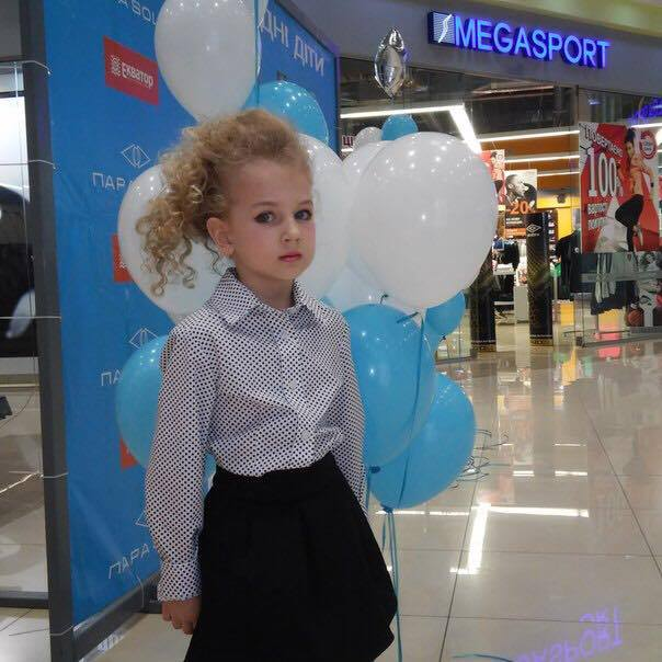 """Маленька рівнянка стане членом журі на конкурсі """"Міні Міс Західна Україна  2017"""" be5d5972b24b1"""