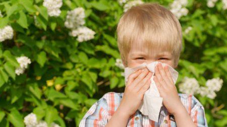 Дитяча алергія. Невідкладна допомога