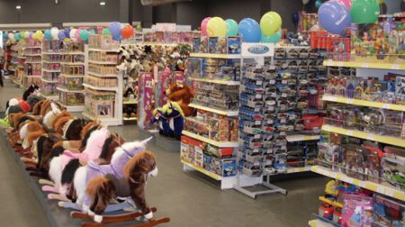 магазин іграшок