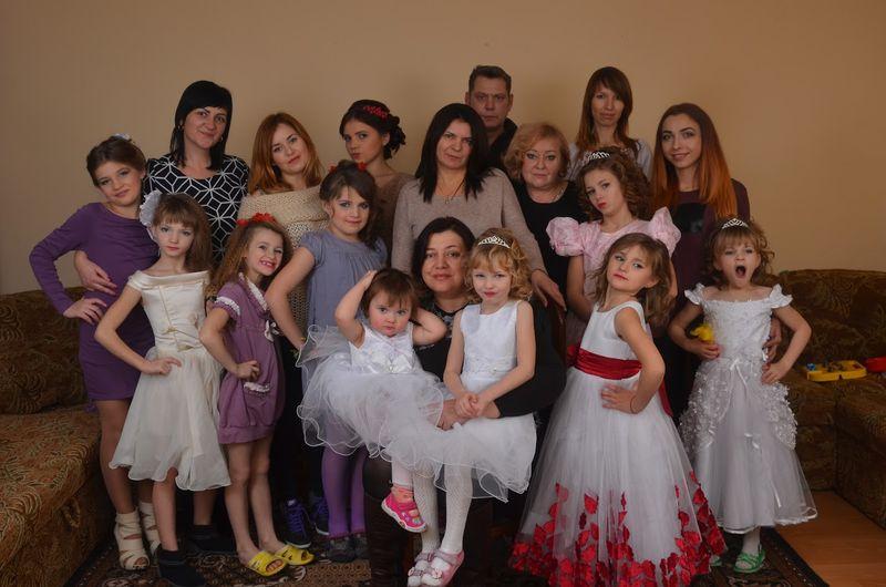 Родина Тамари Лисенко