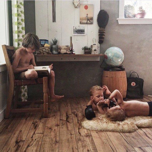родина Мокабі