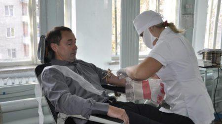 Здача крові ОГО
