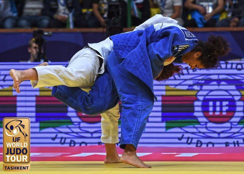 Анастасія Турчин завоювала золото в Ташкенті
