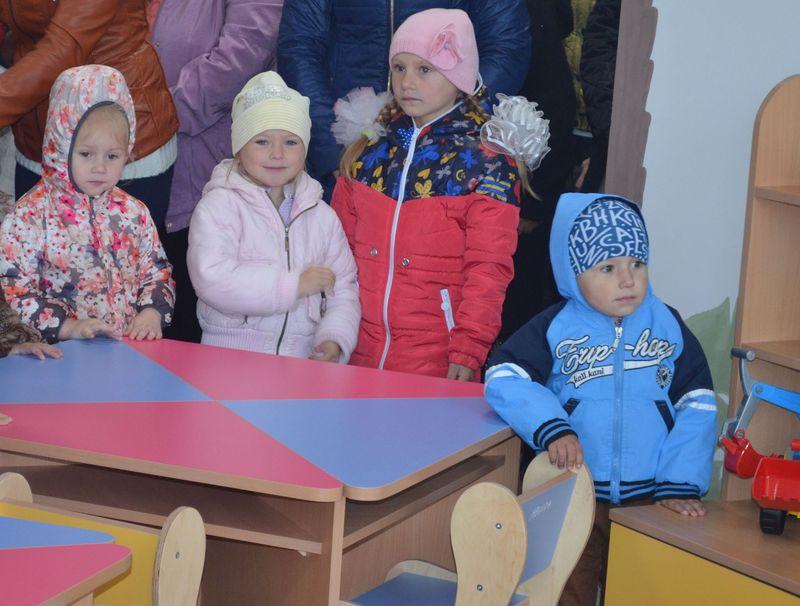 дитсадок у селі Рубче