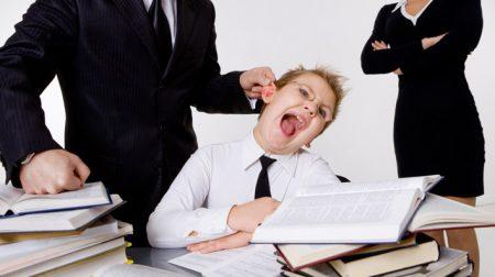 конфлікти з учителем