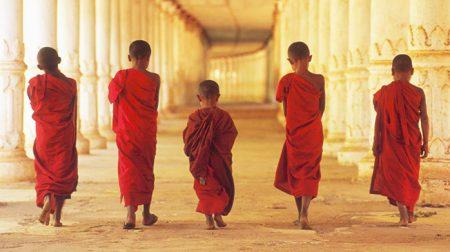 Виховання по тибетськи