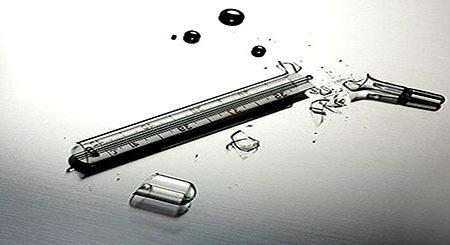 ртутний термометр