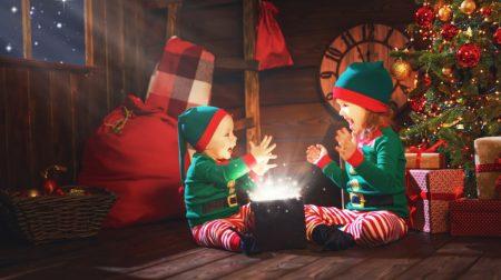 Новий рік з дітьми