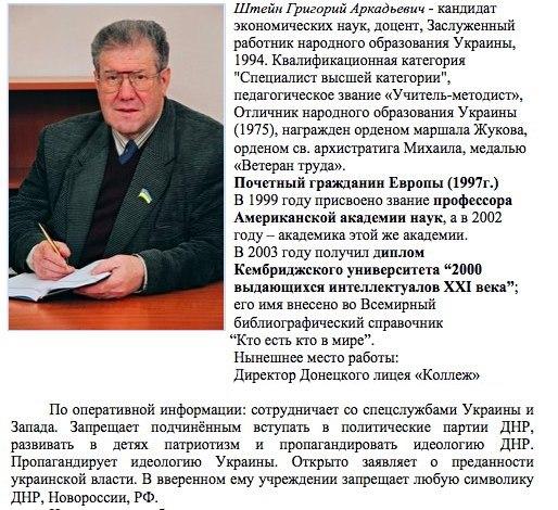вчителя звинуватили в проукраїнській позиції