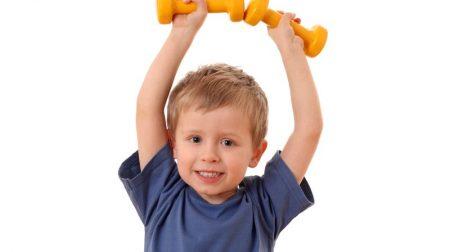 ранкова зарядка для дітей