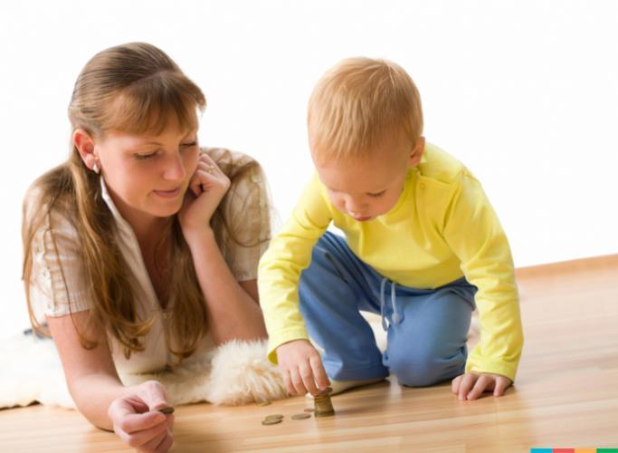 соціальна допомога на дітей
