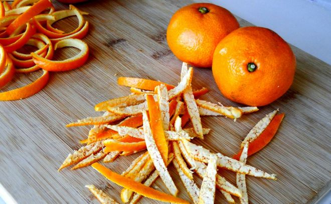 Корисні мандарини