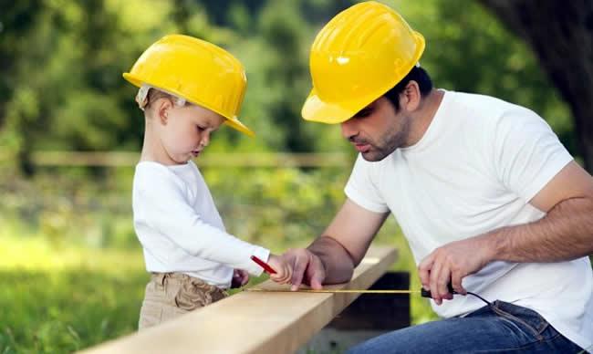 як батькові виховувати сина