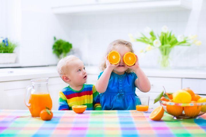 солодощі для дітей